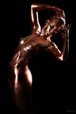 Photo: Edward ShternBody Art: Felix ShteinModel: Olga LondonM-Studio Group Production