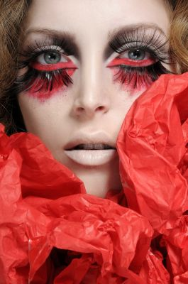 make up & styling: Felix Shtein foto: Tzahi Vazanna model: Lian.D T4YOU