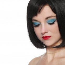 Make up artist Anastasia Frolova