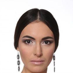 Make up artist Lidia Ajmiakova
