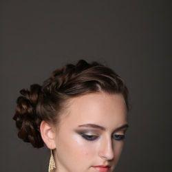 Make up artist Tania Jir