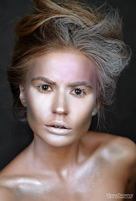 Idea, Styling & Makeup: Felix ShteinModel: Nastya AtamanovaPhotography & Retouch:Elena Zvereva