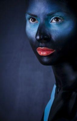 photo/body art - Felix Shteinmodel - Karina Golubeva