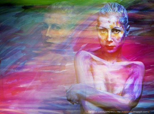 of the master class in St. Petersburgphoto - Evgeny Shemshurenkobody art - Felix Shteinmodel - Alina Golubeva