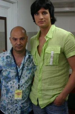 "Dmitry Koldun""מרוסיה באהבה 2008"""
