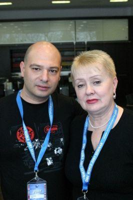 Taisiya Vasyl'evaTrainer of the National Ukrainian team: Body Painting and Stage Make UpInternation jury member