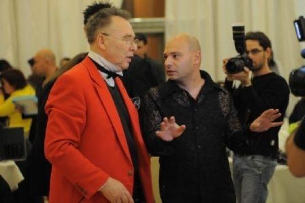 Slava Zaitcev & Felix Shteinתצוגת אופנה